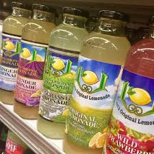 loris organic lemonades