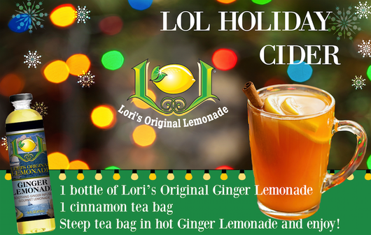 loris original lemonade holiday chher